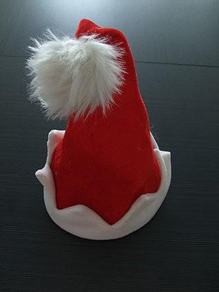 Карнавальный аксессуар Шапка Деда Мороза