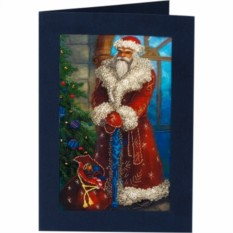 Набор для вышивания Дед Мороз