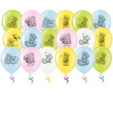Латексные шары под потолок Me To You