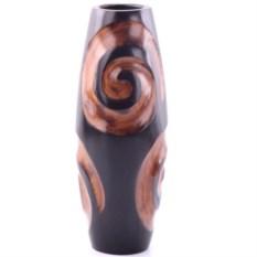 Деревянная ваза Гетера