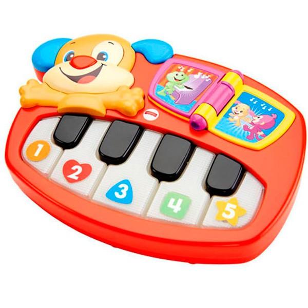 Музыкальная игрушка Пианино-щенок (Fisher-Price)