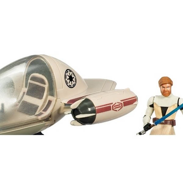 Obi-Wan Kenobi & Freeco Bike