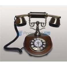 Кнопочный ретро-телефон Лейбниц