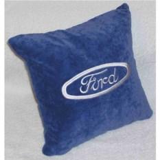 Синяя подушка Ford