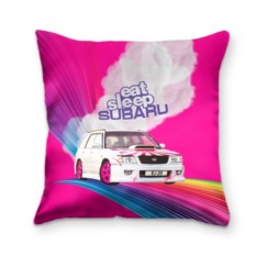 Подушка 3D Subaru