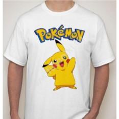 Мужская футболка Pokemon Пикачу