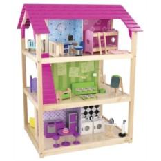 Кукольный домик для Барби Самый роскошный