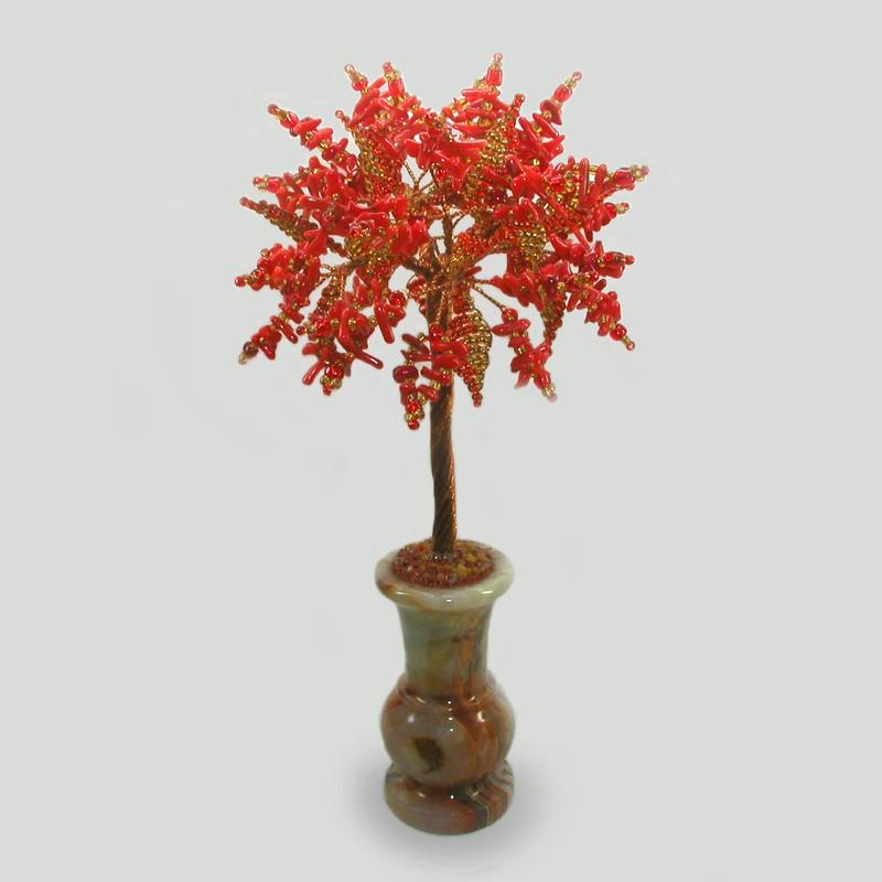 Дерево из коралла Тефнут