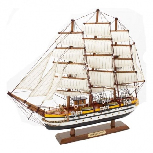 Корабль Amerigo Vespucci