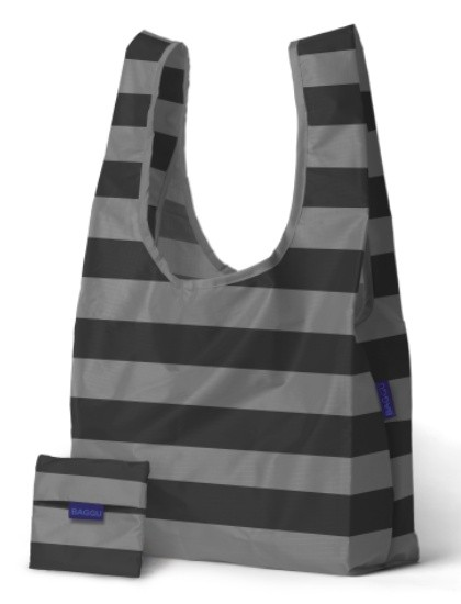 Сумка BAGGU Grey Stripe