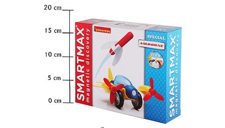 Магнитный конструктор SmartMax/ Bondibon Полет