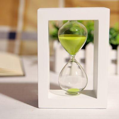 Песочные часы на 30 минут
