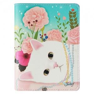 Обложка для паспорта ChooChoo - Pink Rose