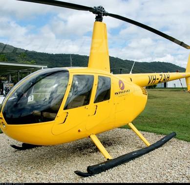 Полет на вертолете (30 минут)