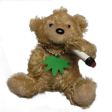 Медведь плюшевый Берни