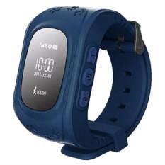Темно-синие детские часы Smart Baby Watch Q50
