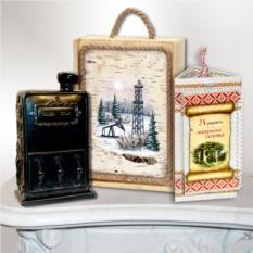 Подарочный набор Сибирь и нефть