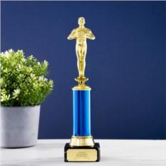 Статуэтка в виде Оскара Самому удачливому бизнесмену