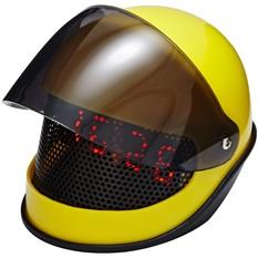 Часы-будильник «Шлем»