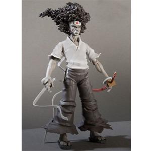 Набор фигурок Afro Samurai