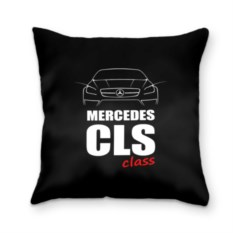 Подушка 3D Mercedes CLS Class