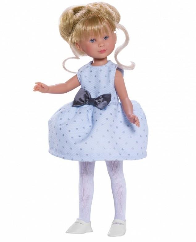 Кукла ASI Селия в белом платье, 30 см