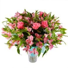 Букет цветов Именинница