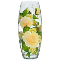 Ваза Нежные розы