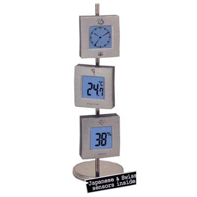 Часы - термометр - гигрометр