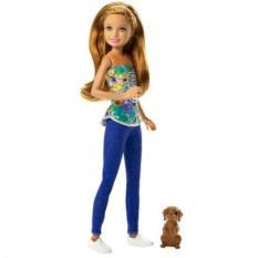 Кукла с питомцем Barbie