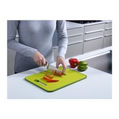 Разделочная доска с ножеточкой slice & sharpen™