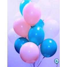 Букет шаров Ванильное небо