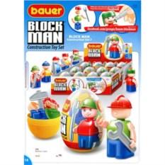 Пластмассовая игрушка Яйцо Бауер