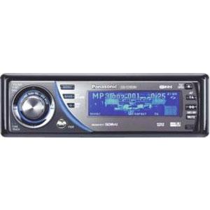 Ресивер PANASONIC CQ-C7353N CD/MP3