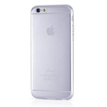 Ультратонкий прозрачный TPU чехол для iPhone 6/6S