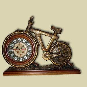 Часы настольные «Велосипед»