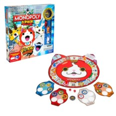 Настольная игра Монополия Джуниор Yo-Kai Watch