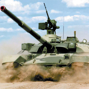 «Экстрим-сафари на танках»