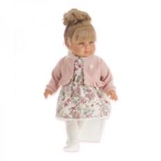 Кукла-девочка Нина в розовом Munecas Antonio Juan