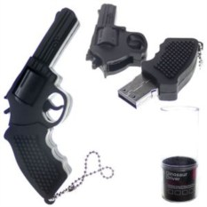 Флешка Револьвер 16Гб