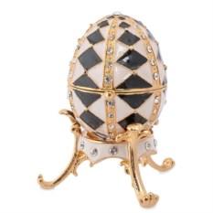 Шкатулка металлическая Яйцо