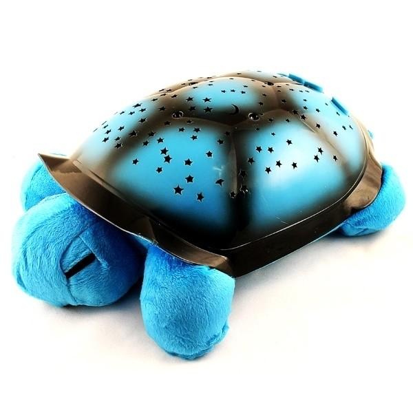 Ночник Черепаха, синий