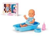 Кукла-пупс с ванночкой и аксессуарами, 40 см, Falca