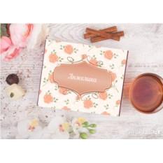 Конфеты в подарочной упаковке «Для нежной жены» (12 конфет)