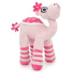 Мягкая игрушка Розовый верблюжонок Camel company (13 см)