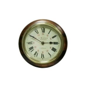 Классические часы со стеклом