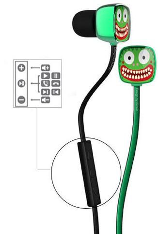 Наушники Ounuo iBox III с гарнитурой (frog)