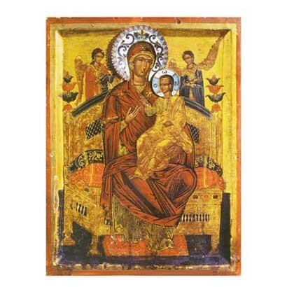 Всецарица. Икона Божией Матери