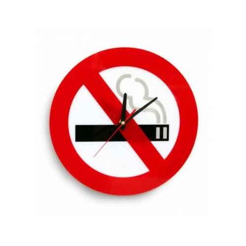 Часы Не курить