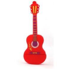 Флешка Красная гитара